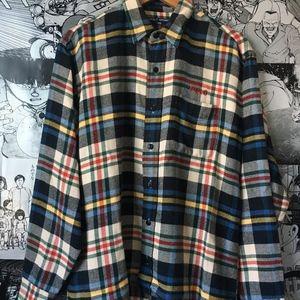 Vintage Ralph Lauren Polo Sport Flannel